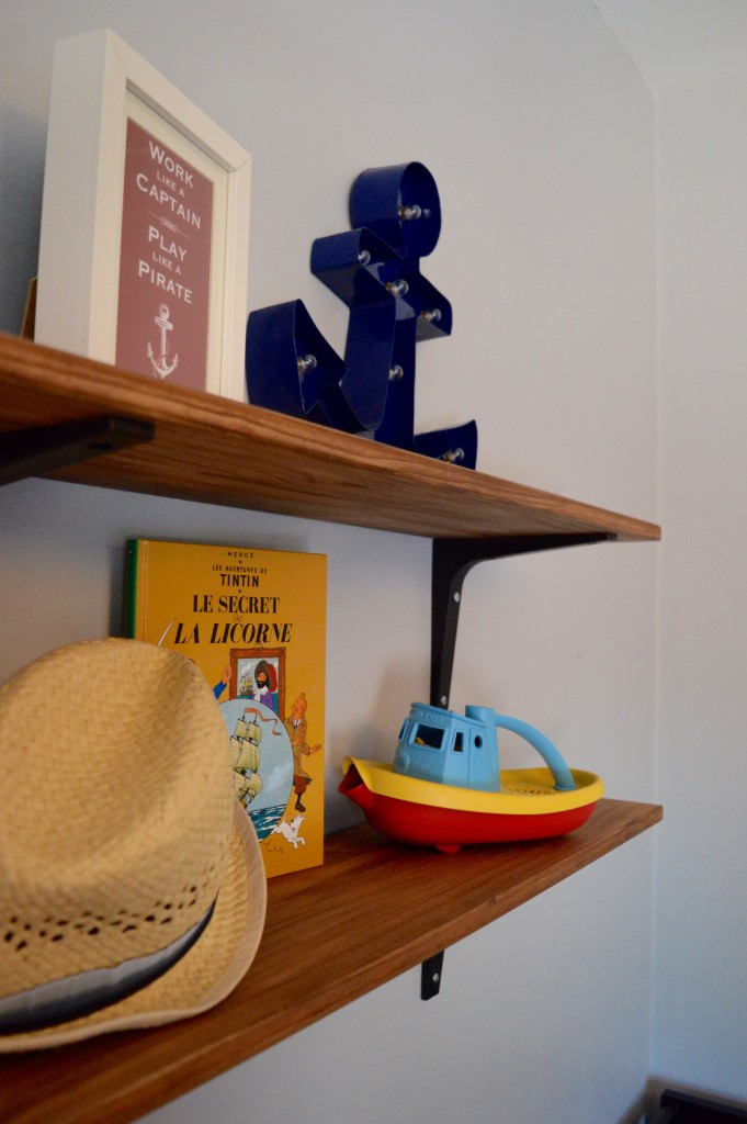 boy nautical nursery