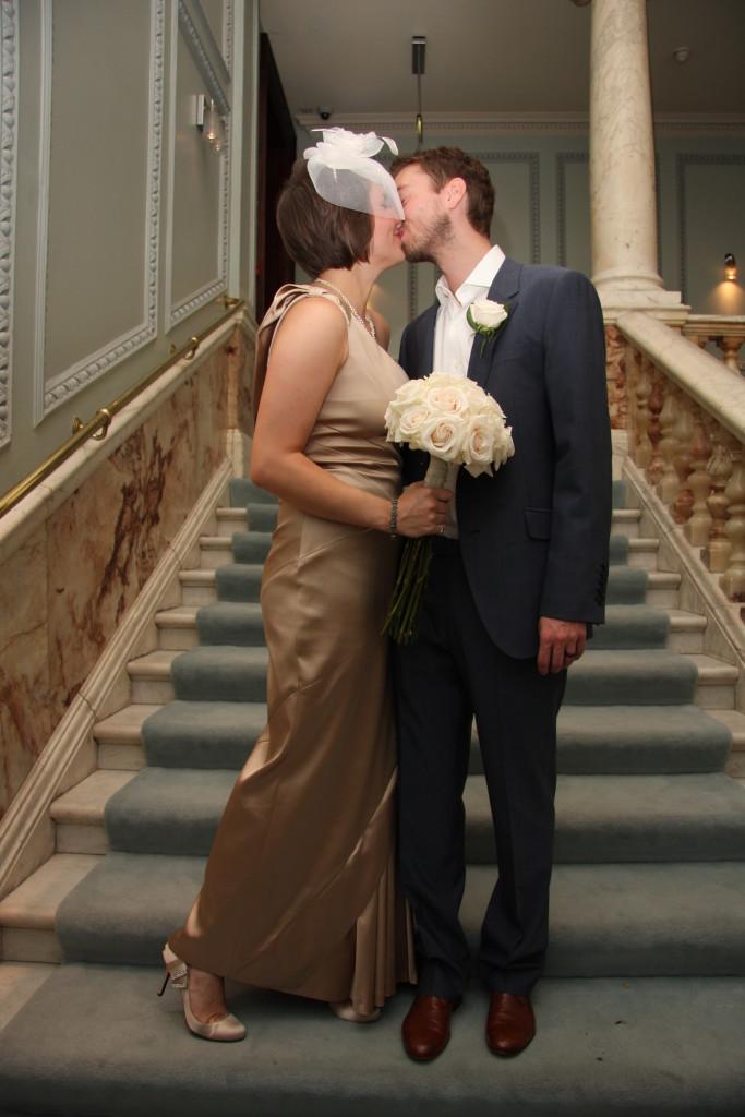wedding photo by Adam Davies