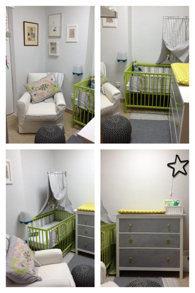 grey green nursery