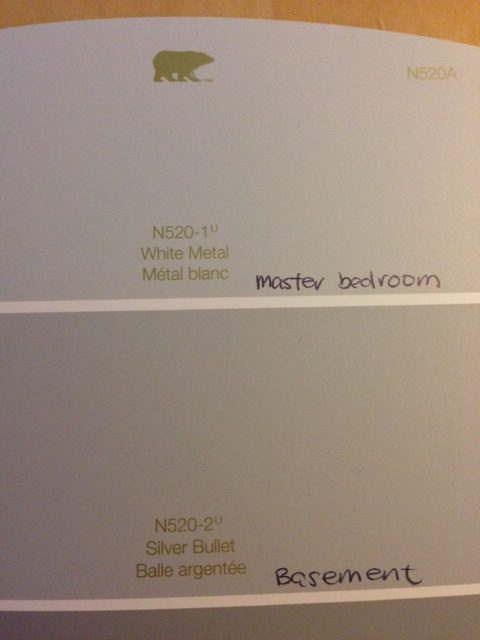 Behr grey paint chart