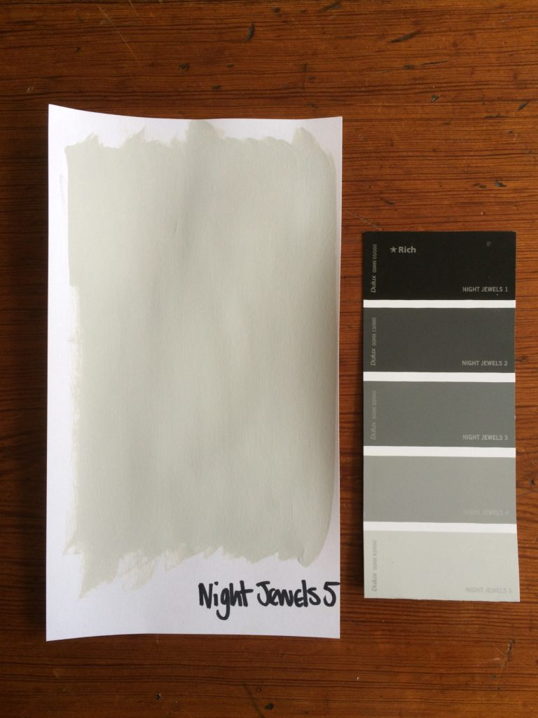 Dulux night jewels 5