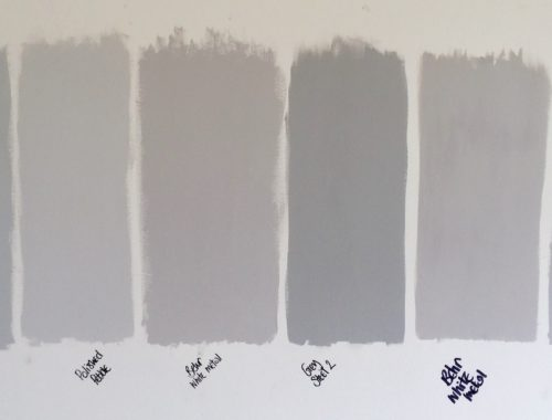 grey paint colours