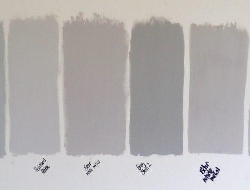 grey paint colours