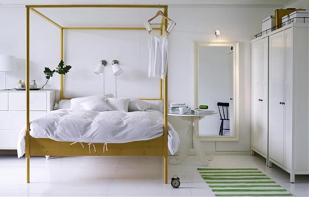 IKEA Edland bed