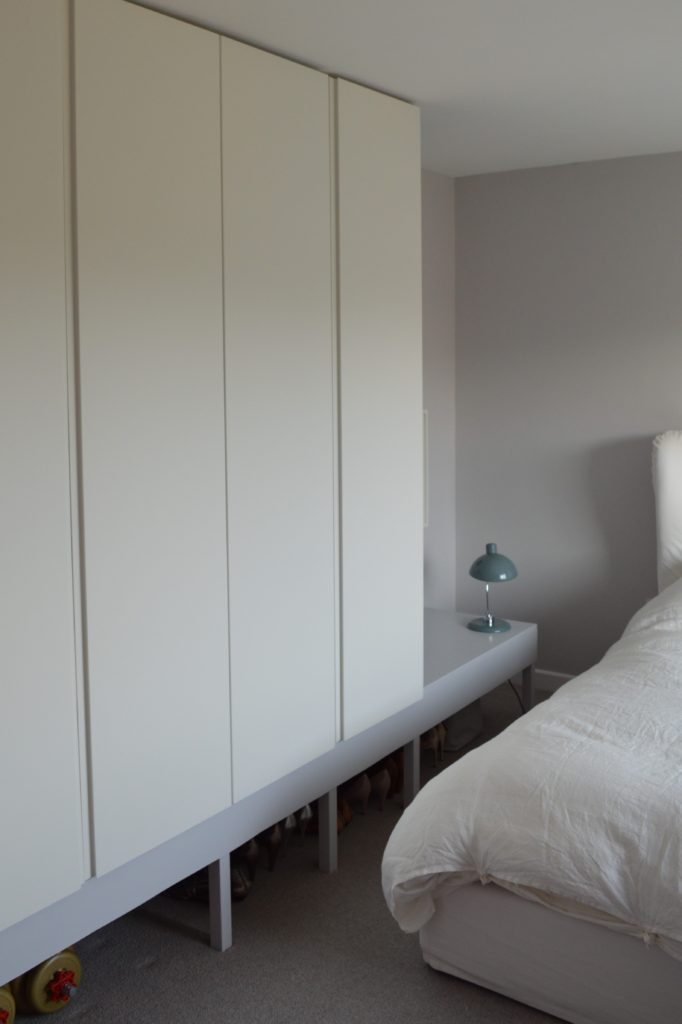 IKEA PAX built in