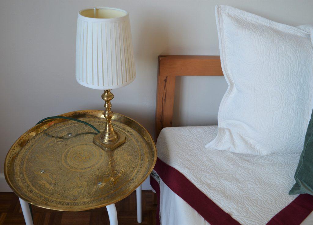 Indian night bedroom