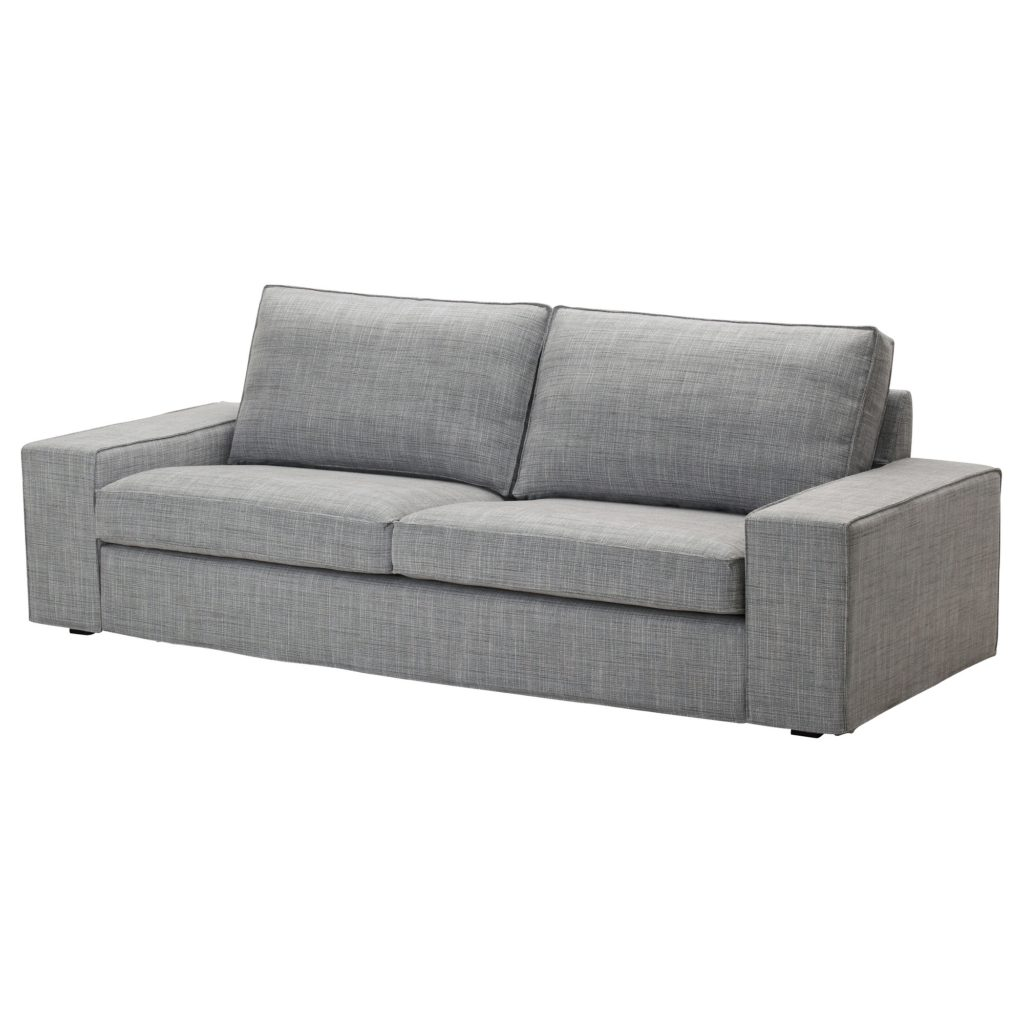 IKEA Two-seat sofa KIVIK isunda grey