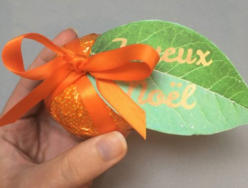 Terry's Milk Chocolate Orange Christmas Teacher gift
