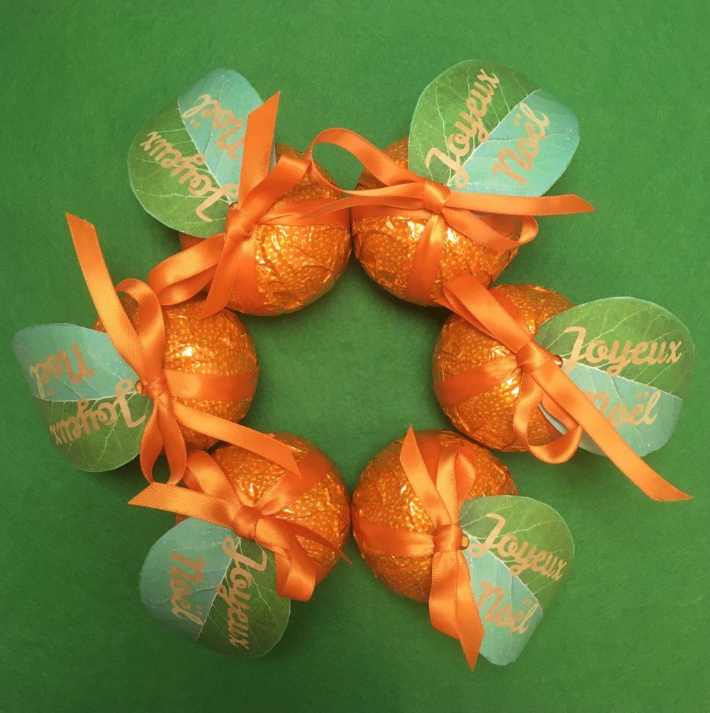 Terry's Milk Chocolate Orange Christmas Small Teacher Caregiver gift