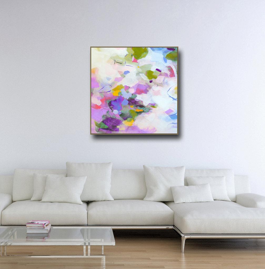 Tamarrisart Large Abstract Print