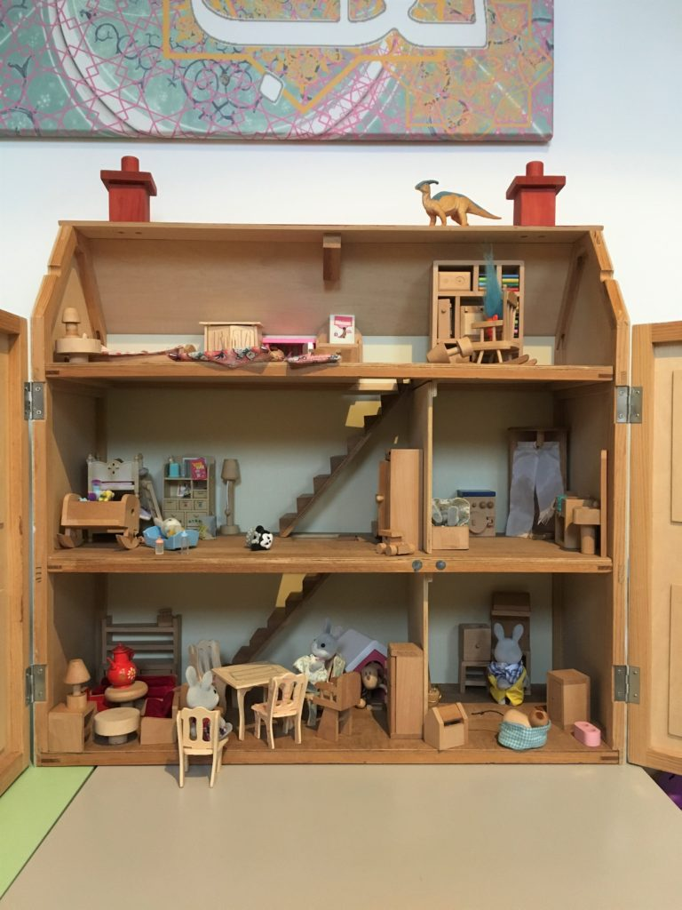 Doll house update