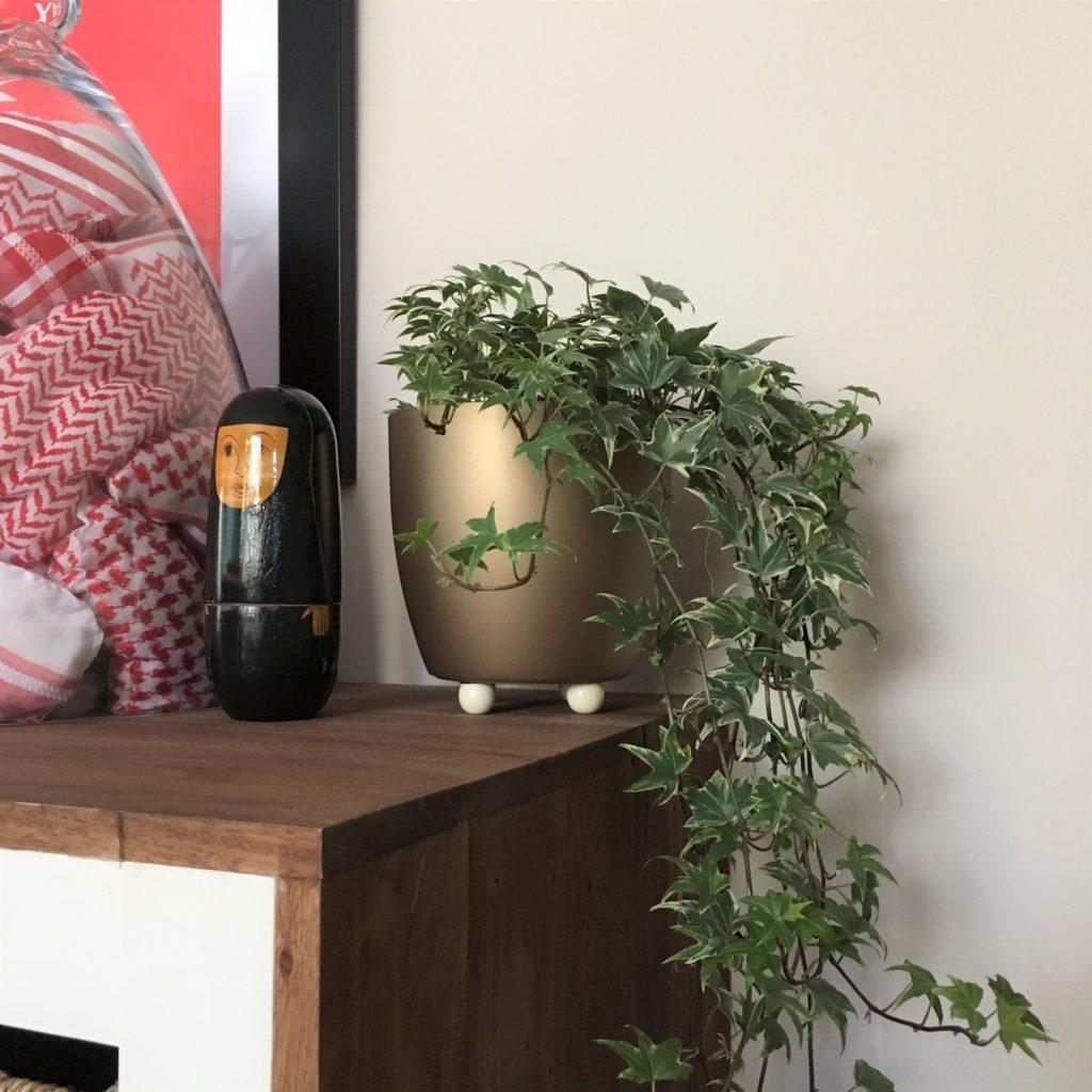 Sugru plant pot