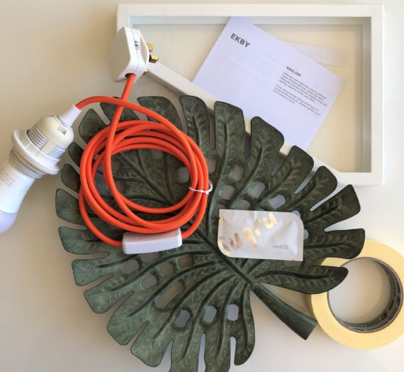 How to: Sugru Monstera