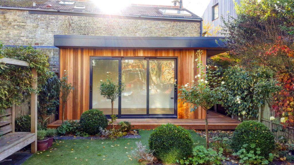 EDEN garden office