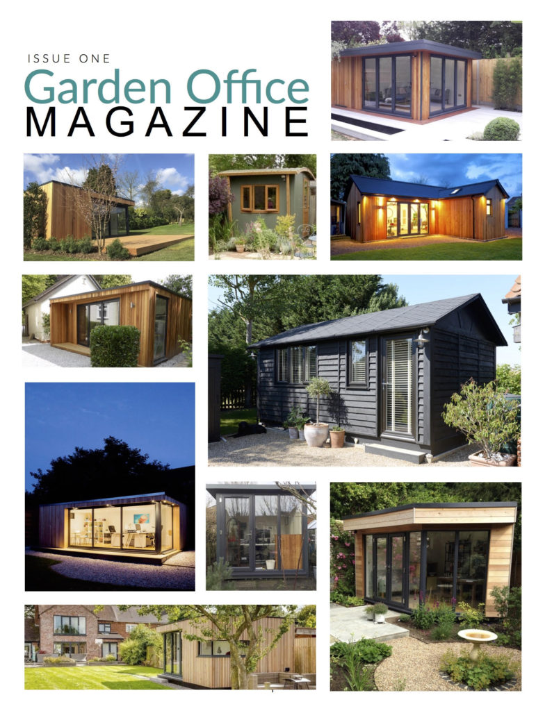 Garden Office Magazine Issue 1