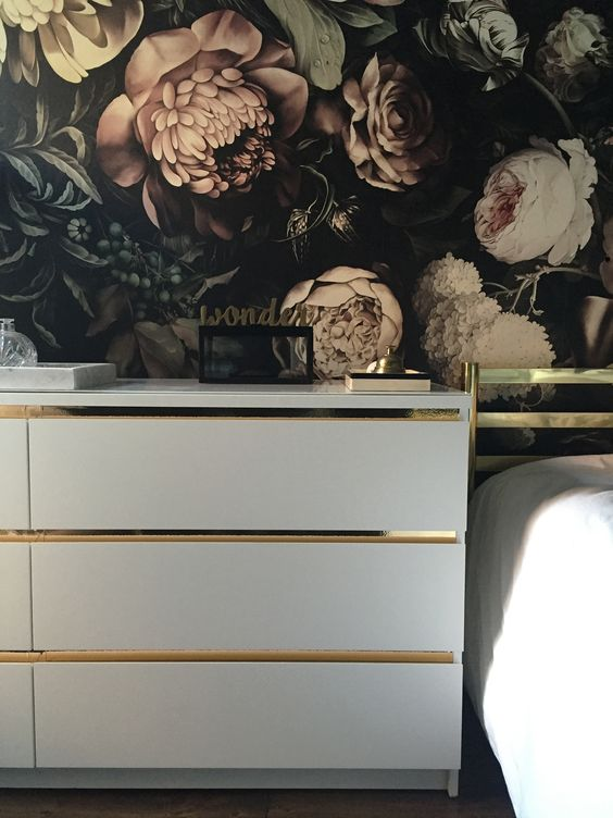 preciouslyme MALM IKEA HACK