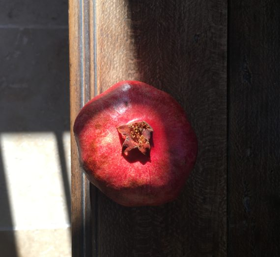 How to: Pomegranate love