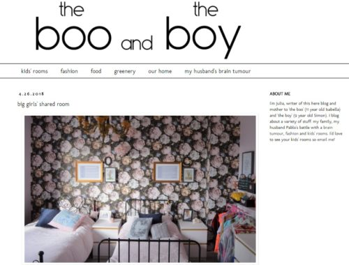 thebooandtheboy April 2018