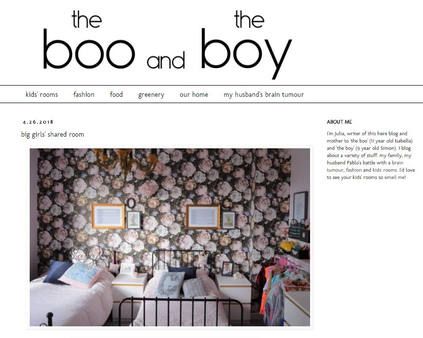 thebooandtheboy April 2018
