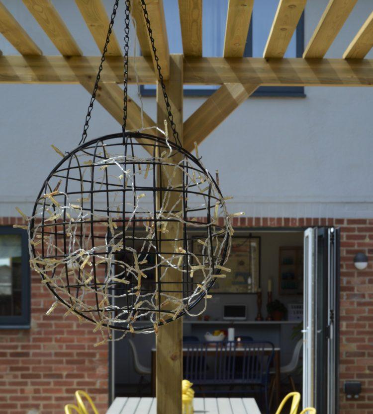 How to: Sugru outdoor light