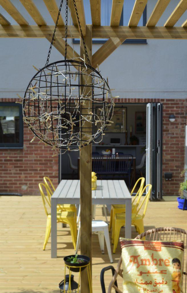 Deck design outdoor living