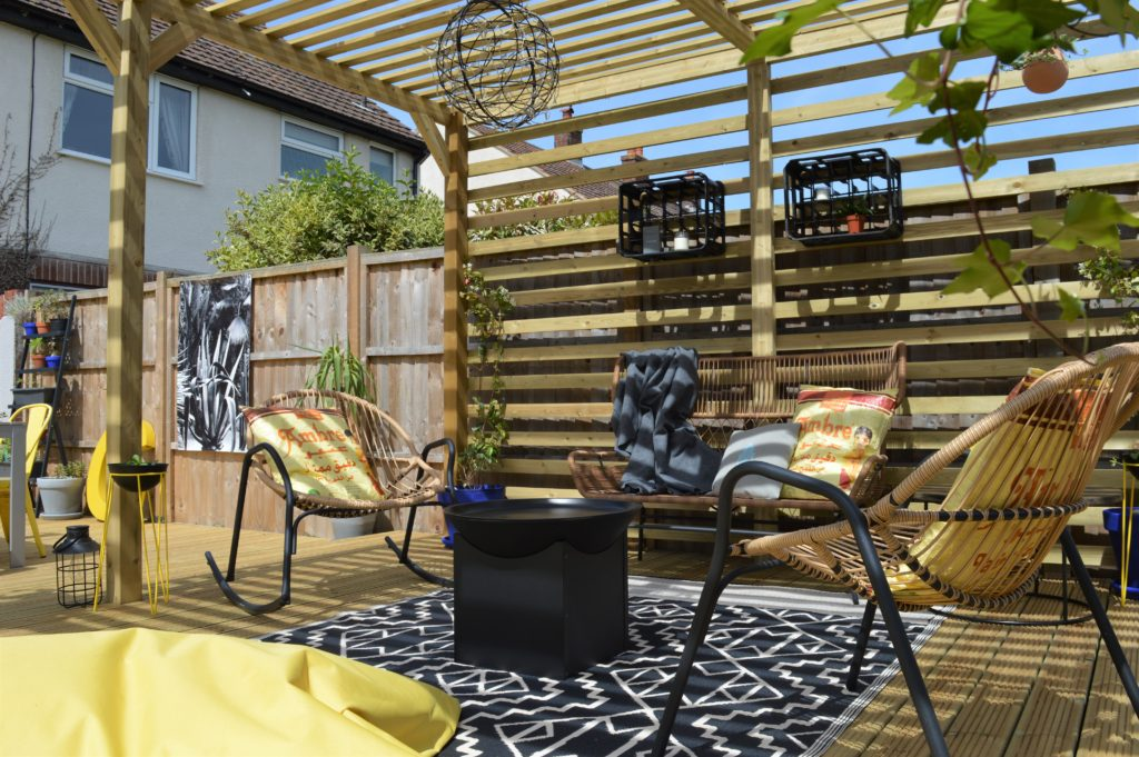Pergola design outdoor living