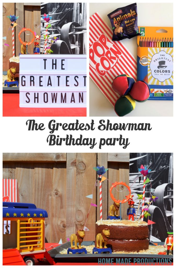 Pinterest The Greatest Showman Home Made Productions