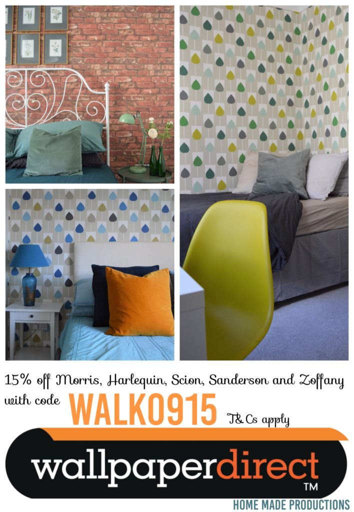 Wallpaperdirect code Home Made Productions