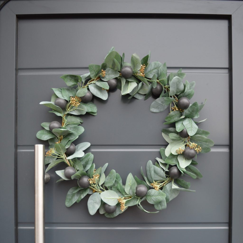Rustoleum wreath how to Home Made Productions