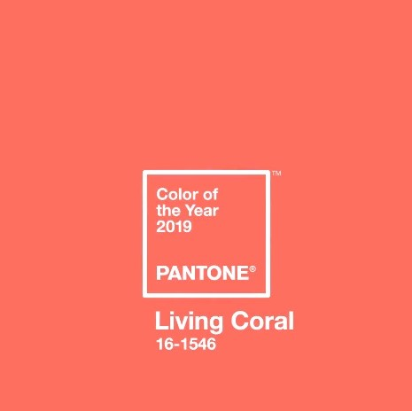 Living Coral Styleboards