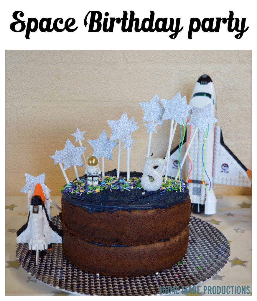 Kids space Birthday party Home Made Productions
