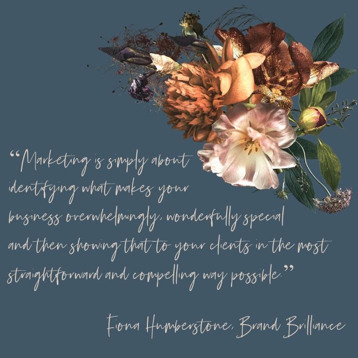 Fiona Humberstone quote