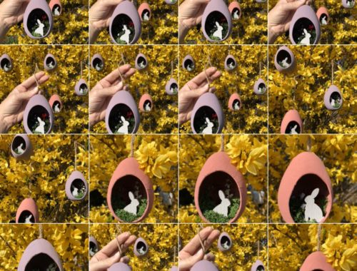 How to: Annie Sloan easter eggs