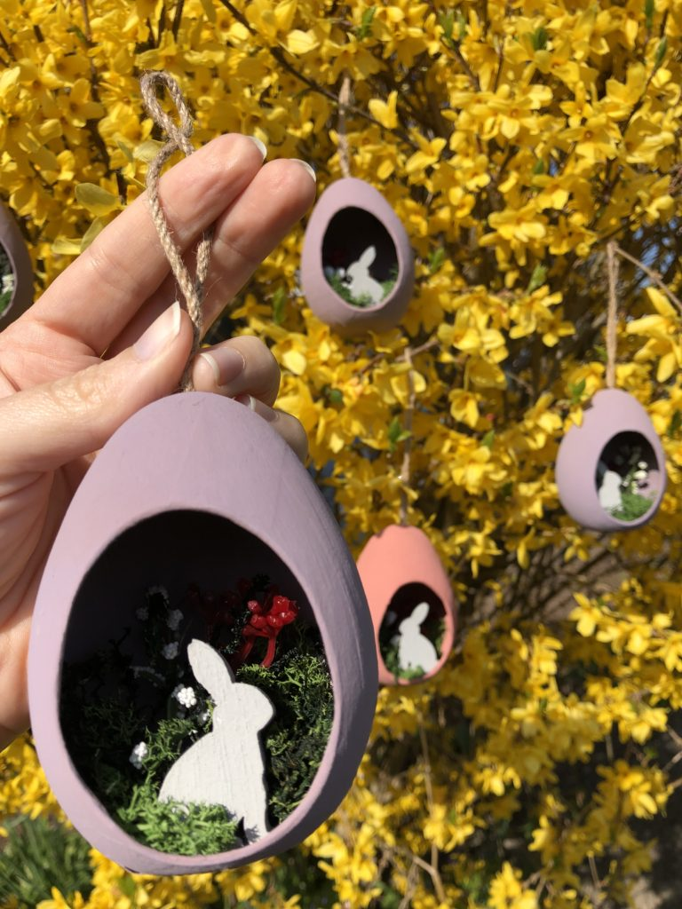 How to Annie Sloan Easter eggs