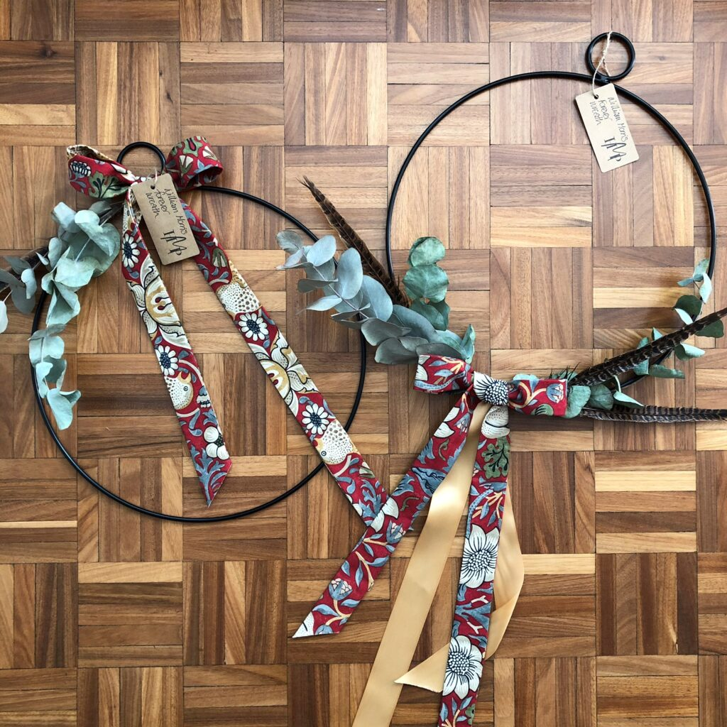 Forever wreath Home Made Productions