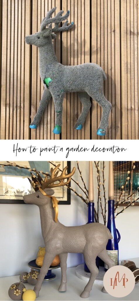 How to paint a garden decoration Home Made Productions